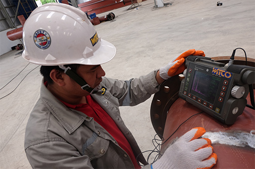 Nondestructive Testing (NDT) Services Philippines | WITCO